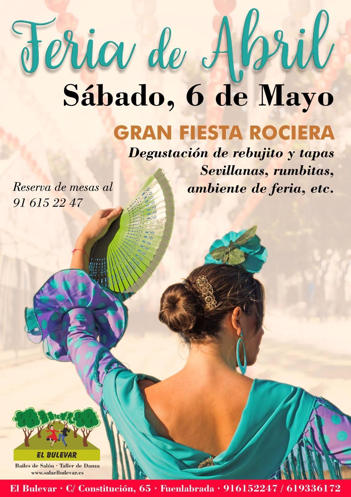 Feria de Abril en salaelbulevar.es