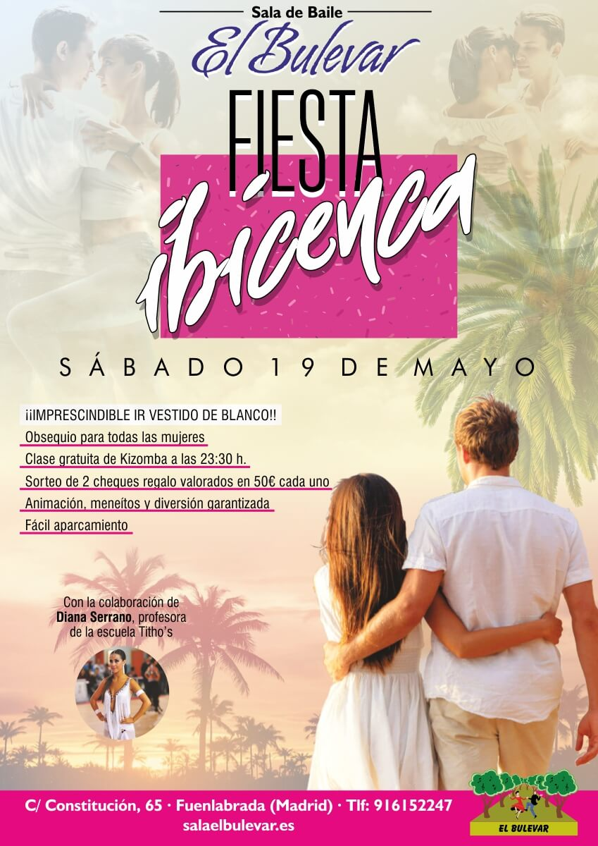fiesta ibicenca 19-5-2018